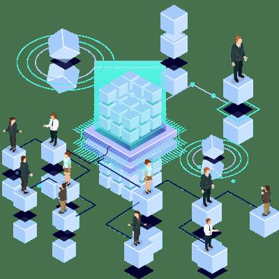 Blockchain Based MLM Software
